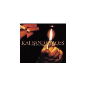 初回限定盤 甲斐バンド 2CD+DVD/KAI BAND HEROES -45th ANNIVERSARY BEST- 19/10/16発売 オリコン加盟店|ajewelry
