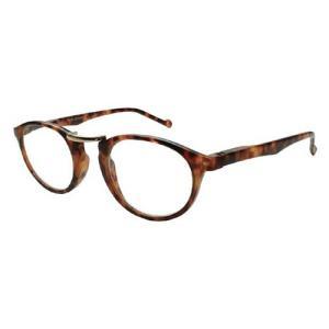 シニアグラス 老眼鏡/VIEW ADVANCE(ヴュー・アドヴァンス) リーディンググラス 3度数 イエローデミ×ゴールド VAF-13-1(取寄せ/代引不可)|ajewelry