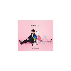 初回盤 星野源 CD+DVD/Family Song 17/8/16発売 オリコン加盟店