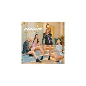 初回限定盤A(取) MAMAMOO CD+DVD/4colors 19/8/7発売 オリコン加盟店 ajewelry