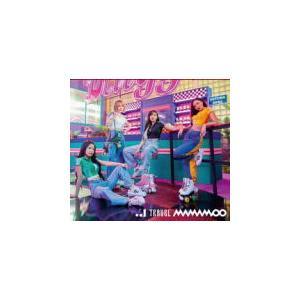 初回限定盤B(取)ブックレット付 MAMAMOO CD+ブックレット/TRAVEL -Japan Edition- 21/2/3発売 オリコン加盟店|ajewelry