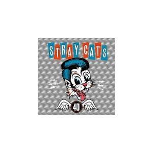 生産限定盤(取/代引不可) ストレイ・キャッツ CD/40 19/5/24発売 オリコン加盟店|ajewelry