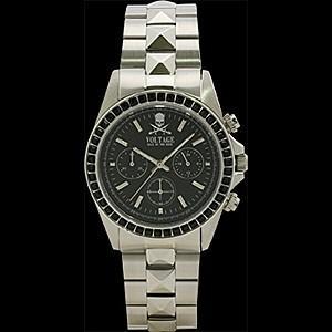 即納/ VOLTAGE(ヴォルテージ) 腕時計 ウォッチ/STEELER (スティーラー) VO-020S-02M(代引不可)|ajewelry