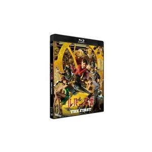 Blu-ray通常版 ポスカセット付 アニメ映画 Blu-ray/ルパン三世 THE FIRST Blu-ray通常版  20/6/3発売 オリコン加盟店|ajewelry