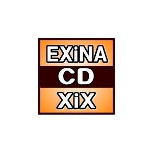 通常盤(初回仕様)(取) ロゴステッカー封入 EXiNA(イグジーナ) CD/XiX 19/8/21発売 オリコン加盟店|ajewelry