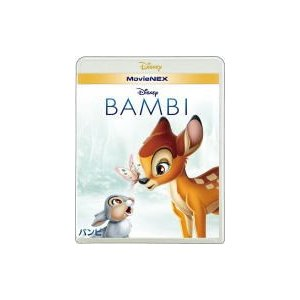 ディズニー(取) Blu-ray+DVD/バンビ MovieNEX 18/2/2発売 オリコン加盟店|ajewelry