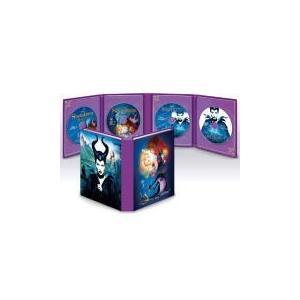 期間限定(取)(代引不可)ディズニー 2Blu-ray+2DVD/マレフィセント&眠れる森の美女 MovieNEX コレクション(実写版&アニメ版) 18/9/5発売|ajewelry