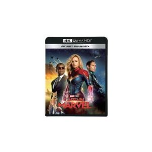 洋画 4K ULTRA HD+3DBlu-ray+Blu-ray/キャプテン・マーベル 4K UHD MovieNEX 19/7/3発売 オリコン加盟店|ajewelry
