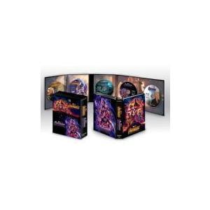 ★ステッカー[外付]数量限定(取)  洋画 3Blu-ray+2DVD/アベンジャーズ/エンドゲーム...