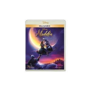 洋画 Blu-ray+DVD/アラジン MovieNEX 19/10/9発売 オリコン加盟店