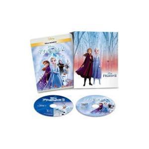 数量限定(取) コンプリート・ケース付 ディズニー映画 Blu-ray+DVD/アナと雪の女王2 MovieNEX コンプリート・ケース付き 20/5/13発売 オリコン加盟店|ajewelry