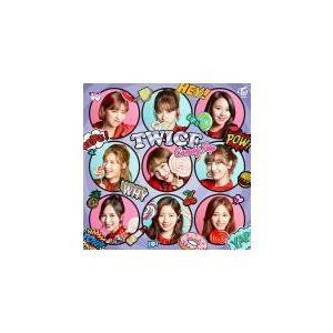 通常盤(取)TWICE CD/Candy Pop 18/2/7発売...