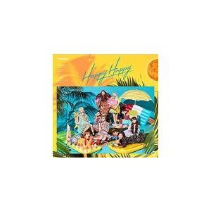 特典ICカードステッカー(9種ランダムうち1種)(外付) 通常盤(初回仕様) TWICE CD/HAPPY HAPPY 19/7/17発売 オリコン加盟店|ajewelry