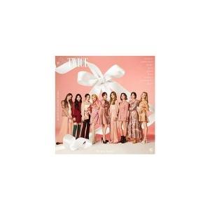 通常盤(初回仕様/取) 歌詞ブックレット+トレカ封入 TWICE CD/&TWICE-Repacka...