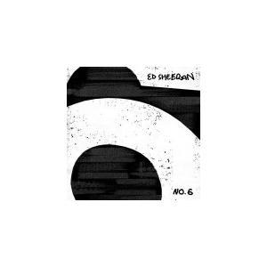 エド・シーラン CD/No.6 コラボレーションズ・プロジェクト 19/7/12発売 オリコン加盟店|ajewelry