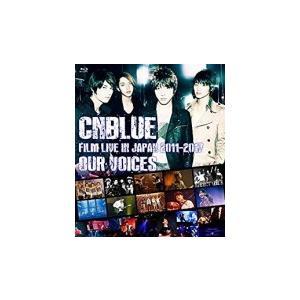 初回仕様(取)シリアルコード封入 CNBLUE Blu-ray/CNBLUE:FILM LIVE I...