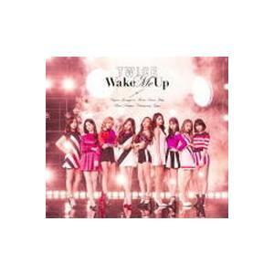 初回限定盤A B3ポスタープレゼント(応援店ver.)(希望者) TWICE CD+DVD/Wake Me Up 18/5/16発売