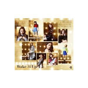 初回限定盤B B3ポスタープレゼント(応援店ver.)(希望者) TWICE CD+DVD/Wake Me Up 18/5/16発売