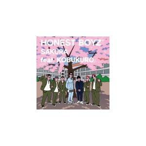 初回仕様(取)HONEST BOYZ(R) CD+DVD/SAKURA feat. KOBUKURO 19/3/6発売 オリコン加盟店 ajewelry