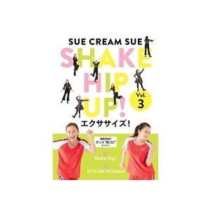 完全生産限定盤(取) SUE CREAM SUE from 米米CLUB DVD/SHAKE HIP UP ! エクササイズ ! Vol.3 18/10/3発売 オリコン加盟店|ajewelry