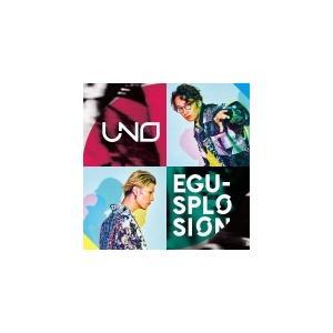 エグスプロージョン CD+DVD/UNO 19/11/27発売 オリコン加盟店|ajewelry