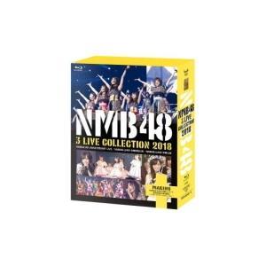 NMB48 4Blu-ray(取)/NMB48 3 LIVE COLLECTION 2018 19/4/5発売 オリコン加盟店|ajewelry