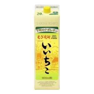 焼酎 いいちこ 麦焼酎 20度 1.8Lパック 大分県 ajima-saketen
