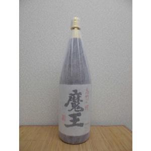 焼酎 魔王 芋焼酎 おすすめ 25度 1.8L瓶 鹿児島県 芋|ajima-saketen