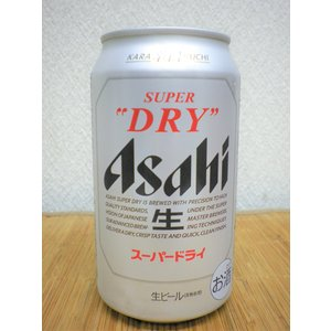 ビール  アサヒスーパードライ 350ml 缶/24本入|ajima-saketen