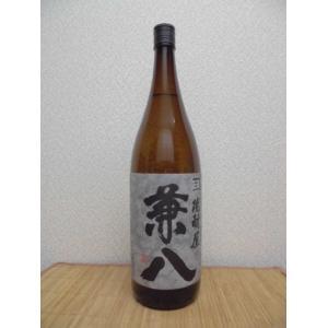 焼酎 兼八 麦焼酎 おすすめ 25度 1.8L瓶 大分県 麦|ajima-saketen