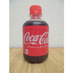 コカ・コーラ 280mlペットボトル 1ケース(24本入)|ajima-saketen
