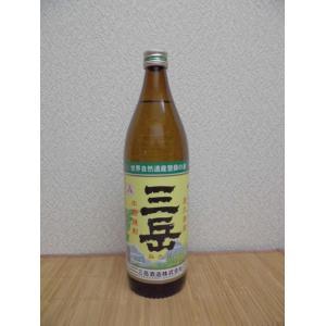焼酎 三岳 芋焼酎 おすすめ 25度 900ml 鹿児島県 芋|ajima-saketen