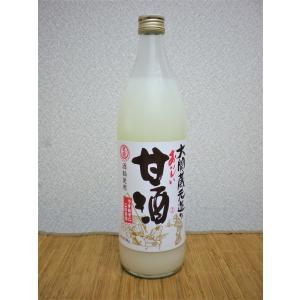 大関蔵元造り おいしい甘酒 酒粕使用 うすめずにこのまま 940g瓶