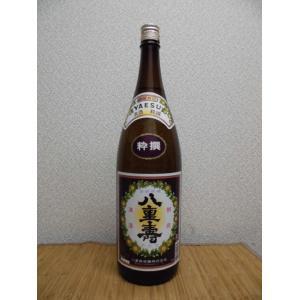 日本酒 八重寿 粋撰 1.8L瓶 秋田県|ajima-saketen