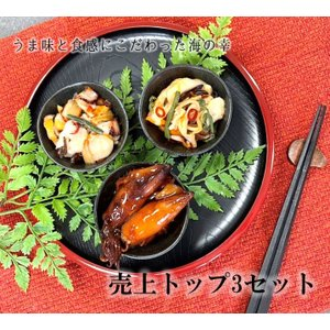 中華いか山菜 たこ山菜 やりいか柔らか煮 おつまみセット 惣菜セット|ajirushishop