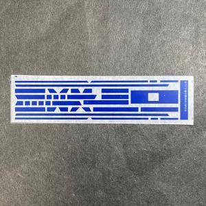 415系1900番台(2階建てクハ415-1901)帯インレタ ajisaitei