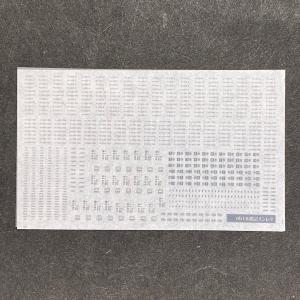 651系標記インレタ(スーパーひたち・スワローあかぎ・伊豆クレイル車番)|ajisaitei