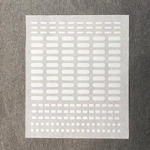 マスキングインレタ(白その2)トイレ窓・サボ・号車札篇(お届けに時間がかかります) ajisaitei