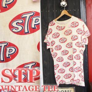ajito 70'S STP TEE エスティーピー ビンテージ Tシャツ HARLEY-DAVIDSON ハーレーダビッドソン バイク  ヴィンテージ 古着|ajito