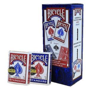 BICYCLE  バイスクル トランプ 1ダース(12個)セット バイシクル BICYCLE スタンダードサイズ  (手品)  (マジック)  (マジシャン)|ajmart