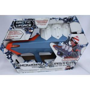 (在庫処分セール) 残りわずか!!(ARCTIC FORCE)   SnowBall Blaster スノーボールブラスター 雪玉製造機 雪鉄砲 雪遊び 雪合戦に|ajmart