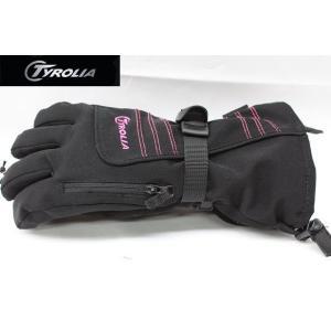 最新モデルTYROLIA チロリア (ピンク)レディース グローブ スキー・スノーボード /スノーグローブ/手袋/女性用|ajmart