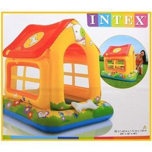 INTEX インテックス 子供用プール 子犬のラブプールインテックスプール/子供/プール/屋根つき/ビニールプール/家庭用プール/|ajmart