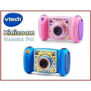 キッズデジカメ 【vtech kidizoom camera pix】 ブイテック キディズームカメラ 子供用 カメラ デジタルカメラ/男の子用/ブイテック/写真/動画/ビデオ/撮影/キッ
