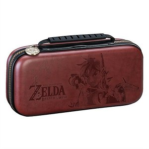 【Nintendo SWITCH】ニンテンドー スイッチ デラックス トラベル ケース ゼルダ リン...