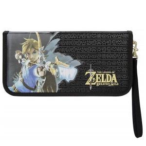 【Nintendo SWITCH】ニンテンドー スイッチ ゼルダの伝説 プレミアムトラベル ケース ...