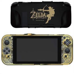【Nintendo SWITCH】 ニンテンドー スイッチ ハードプロテクター ゼルダの伝説 保護ケ...