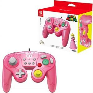 【Nintendo SWITCH】 ニンテンドー スイッチ  ホリ クラシックコントローラー (有線...