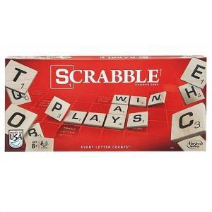 【Hasbro/ハズブロ】スクラブル クロスワード ゲーム Hasbro/Classic Scrabble game ボードゲーム /卓上ゲーム/英語/パーティー/ハスブロ|ajmart