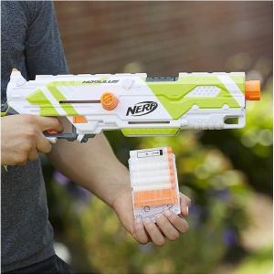 【NERF】 ナーフ Nストライク エリート Longstrike Nerf Modulus Toy Blaster with Barrel Extension ロングストライク/スポーツトイガン/おもちゃの鉄砲|ajmart|04